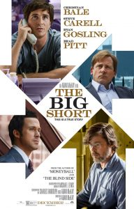 The Big Short 2015 Movie Poster