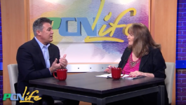 Video: PCN Life Guest Duxbury Author Darin Colucci