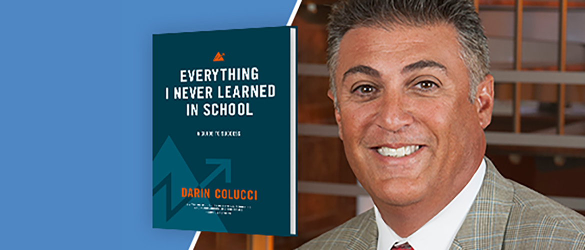 Darin Colucci - Book Signing and Author Meet & Greet