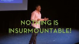 Motivational Speaker Darin Colucci, Nothing is Insurmountable